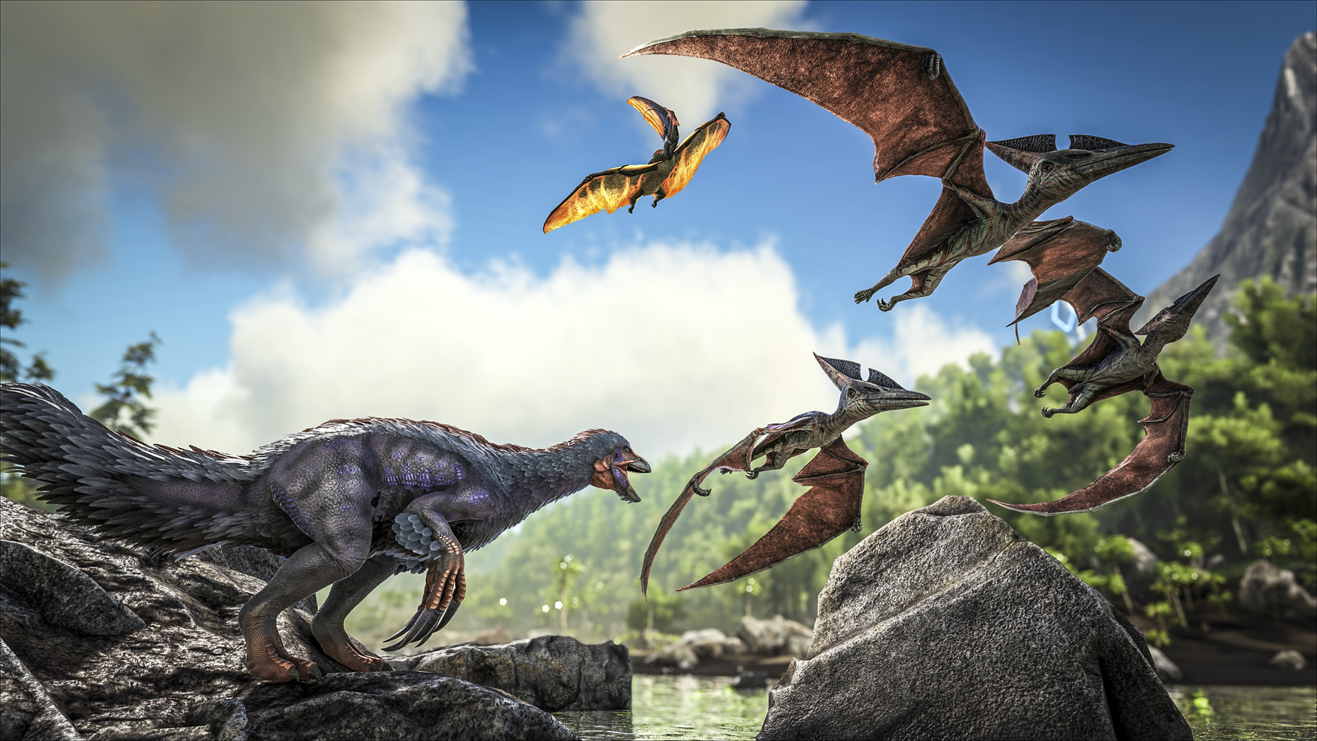 ark survival evolved available now